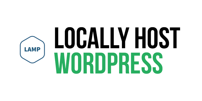 localhost wordpress software