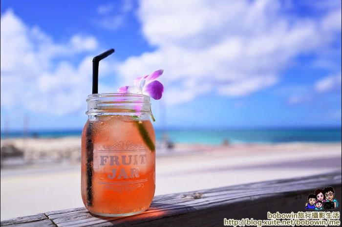 【沖繩海景咖啡廳 】Resort Cafe KAI (那霸市區15分鐘、OUTLET5分鐘就能感受沙灘、藍天、夕陽、飛機呼嘯的快感)