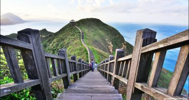 新北市東北角 | 鼻頭角步道.最熱門打卡海岸步道,一路延伸到360度超寬視野景觀台
