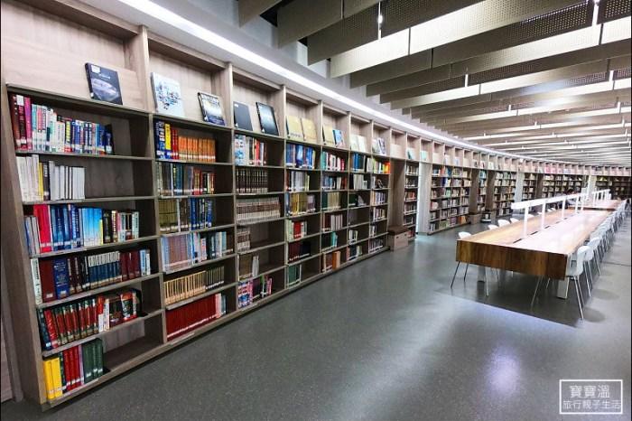 新北市特色圖書館   林口分館~像日本武雄圖書館的大書牆,專屬兒童閱讀空間,在林口三井outlet對面