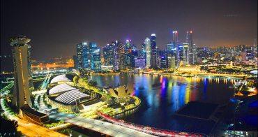 新加坡必看夜景 | 世界最高的新加坡摩天景觀輪,眺望濱海港灣全景(網路購票領票教學)