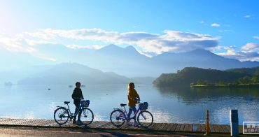南投日月潭必玩 | 全球十大最美日月潭自行車道,向山~水社碼頭路段租腳踏車資訊