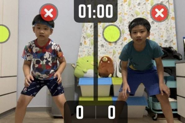 在家也要運動放電!  免費AR互動運動遊戲【Active Arcade】20款遊戲任你玩