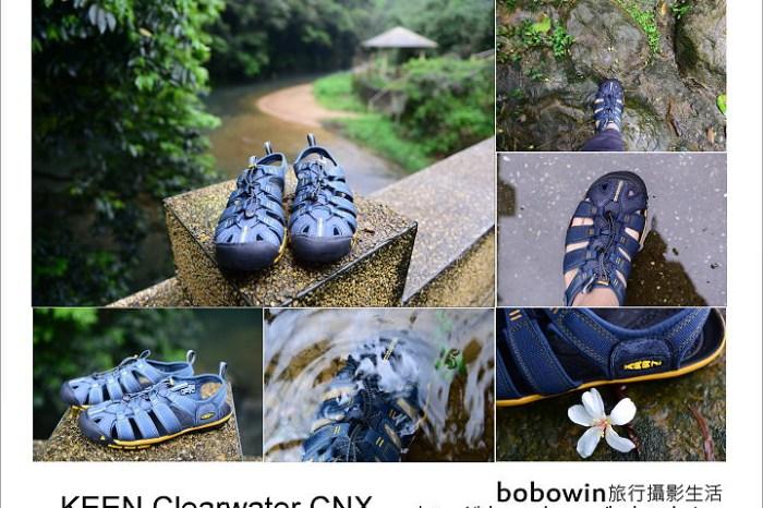 [ 邀約 ] 穿著輕量化的KEEN CNX Clearwater一起去賞桐花