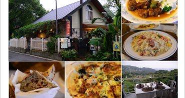 [ 台北木柵 ] 小木屋茶坊~貓空茶鄉唯一西式餐廳