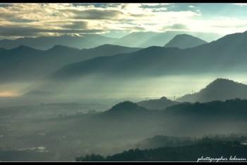 [ 攝影 ] 中台灣日出聖地--魚池鄉五城
