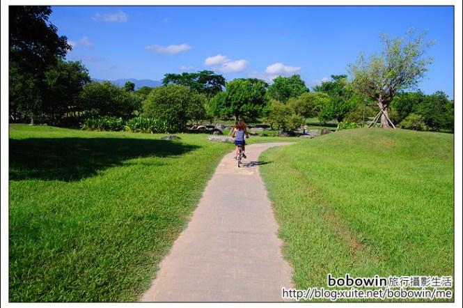 [ 宜蘭好玩景點 ] 羅東運動公園~單車趴趴走