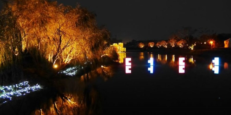 南臺灣最浪漫的燈節慶典─ 相約月津│清幽巷弄│古橋流水│莊嚴的古廟│在地小吃