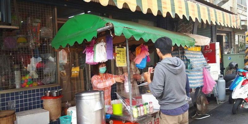 【台南 安南區】晨間限定,令人回味無窮的沙茶飯團