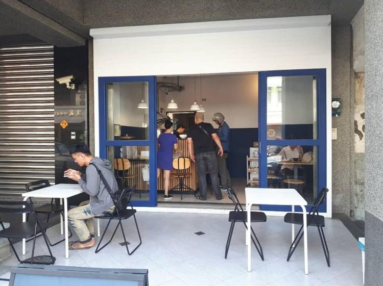 【台南 中西區】羨食飯堂。藍、白色系清新風格的便當店 現做美味兼具風格餐盒