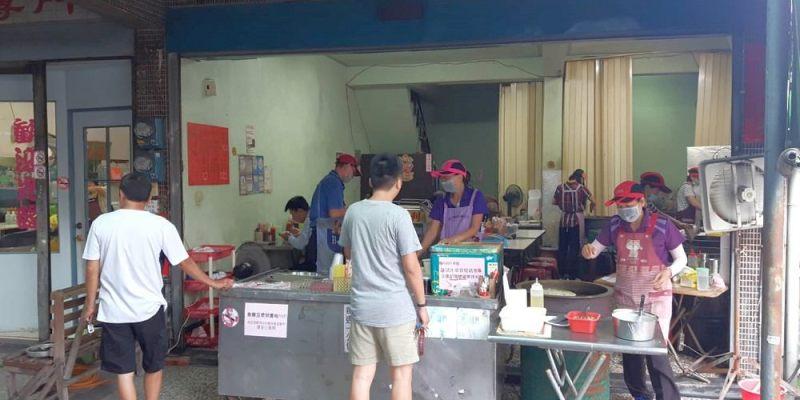 【台南 東區】阿公阿婆蛋餅。古早味麵糊蛋餅喚起美好記憶|隱藏在巷弄中沒有招牌的早餐店