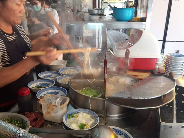台南麵店、麵攤,在地美味大集合