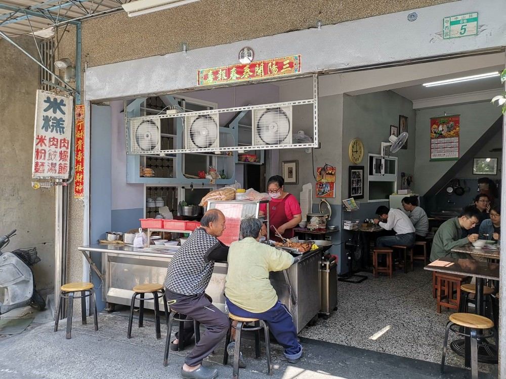 【台南 中西區】無名米糕(炮店米糕)。在地人都甘願排隊的古早味 巷弄美食佛心價