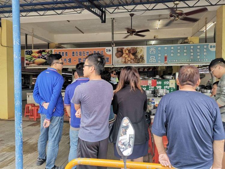 【台南 西港】西品便當。西港市場超人氣便當|慶安宮必吃美食