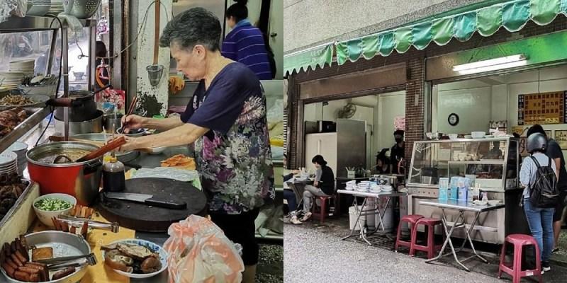 【台南 北區】明月麵店。藏在巷子裡的好味道  傳統外省麵飄香70年