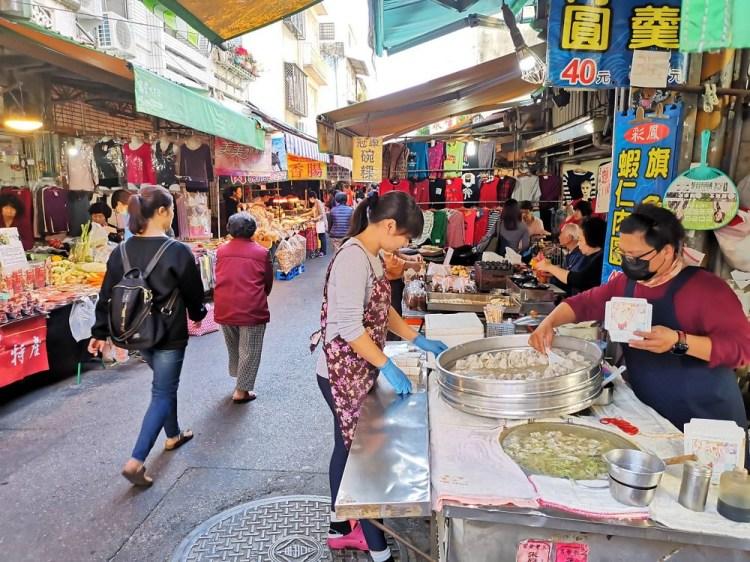 台南蝦仁肉圓。每日限量只賣2樣|鴨母寮市場美食