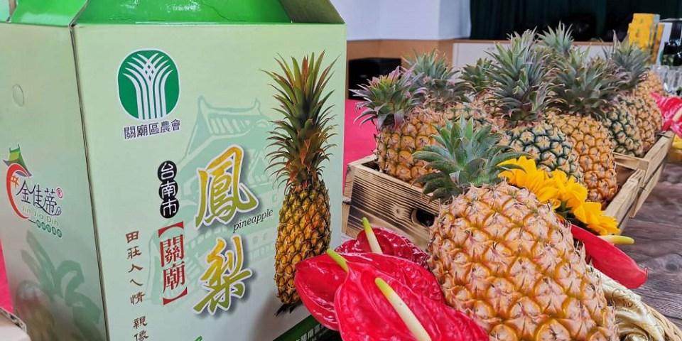 搶救鳳梨農大作戰!買酵素送鳳梨 市政府呼籲民眾多加購買在地農特產品