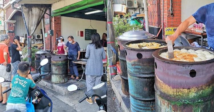南門路煎餃蛋餅水煎包。眷村水煎包征服台南人的胃|水交社眷村美食