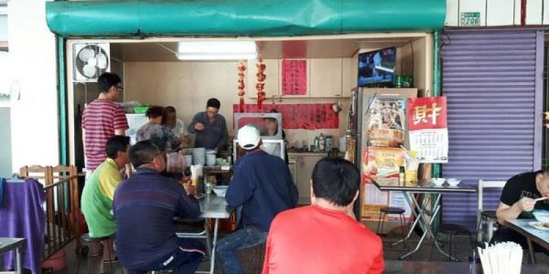 【台南 中西區】無名麵店 古早味老店,夢幻價格,生意很好