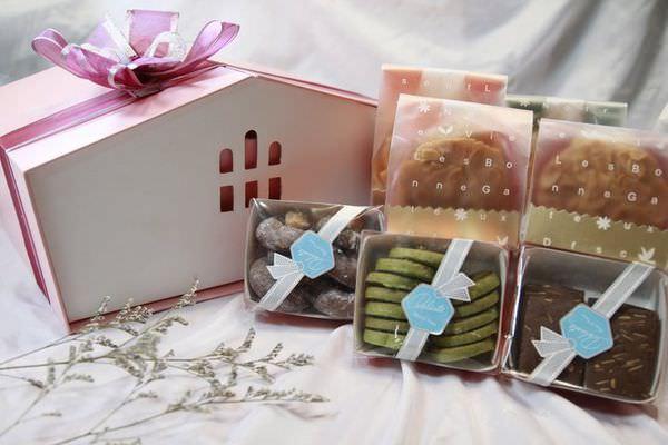 【台南 安南區】醞釀幸福點心時刻,超人氣的手工餅乾-網購名店