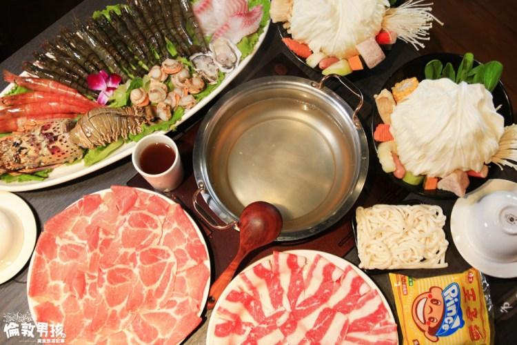 台南東區火鍋低調推!方圓涮涮鍋平價高級肉!痛風級海鮮x高檔肉品!