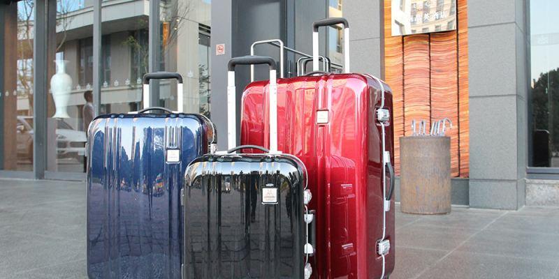 《團購最低價》歐洲市場領先品牌行李箱–萬國通路,耐操好用大容量、一箱輕盈推著走(內附開箱影片)