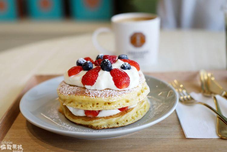 台中三井Outlet-日本人氣咖啡館-猿田彥,品嚐壽太郎特製鬆餅與香醇的究極咖啡!