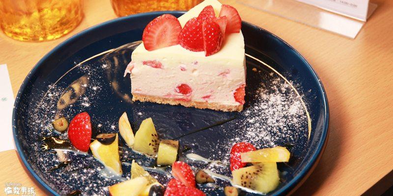 台南甜點推薦,巷弄間隱藏版輕食~飄出陣陣的蛋糕香「小二行號」超好拍!