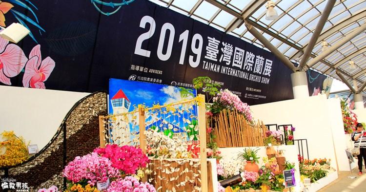 2019臺灣國際蘭展,蘭花主題結合台南歷史、小吃,「蘭境‧閱讀臺南」超有看頭!