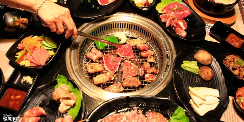 台南燒肉吃到飽~百種食材任君挑選,「燒肉神保町」滿足你大口吃肉的慾望!