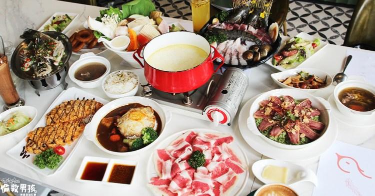 台南精緻複合式餐廳~義式、鍋物、中式,在「鳳樲二」遇見美!