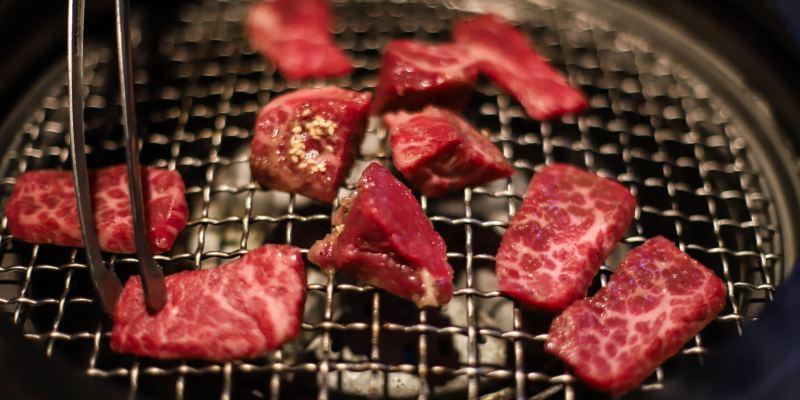 台中南屯必吃-肉食狂熱者不可錯過的知名燒烤「燒肉風間」!