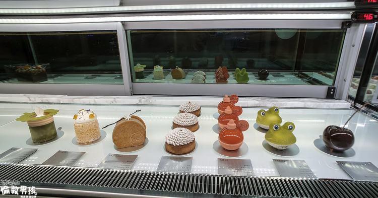 台中網美甜點!「CJSJ法式甜點店」,充滿法式風情的下午茶~