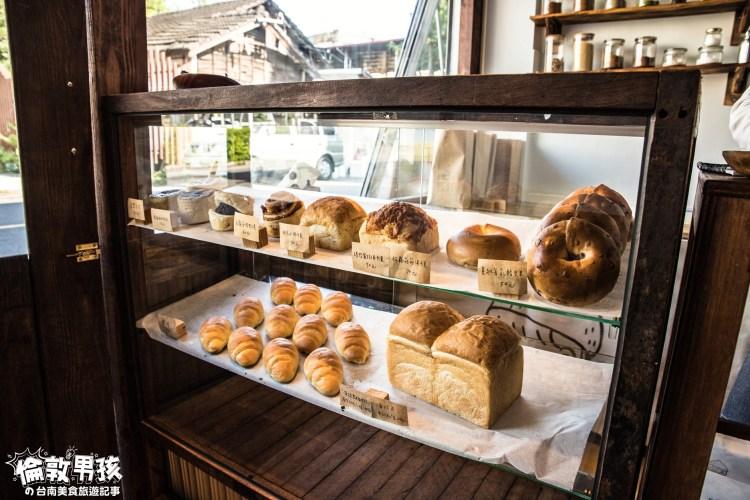 台南萬昌街 UMM UMM 日式手感-自養酵母日式麵包店!