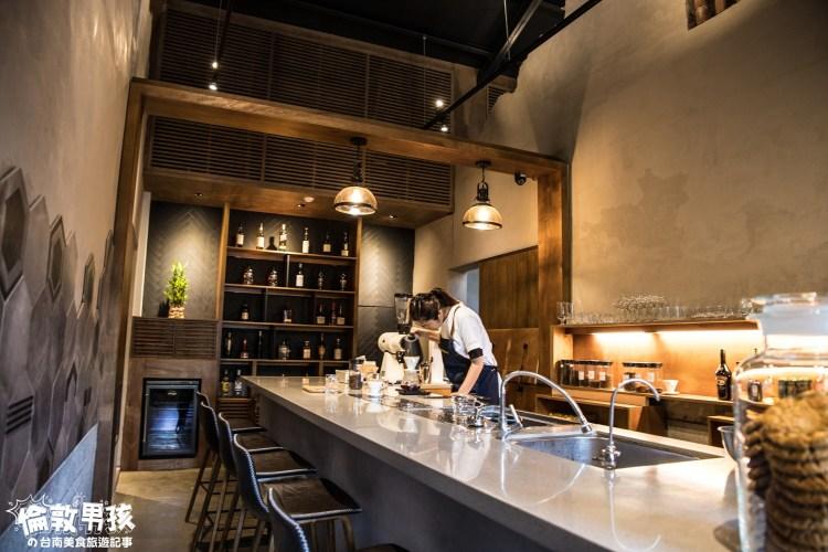 台南中西區-台北老牌咖啡「蜂大咖啡」在台南!品台式糕點、點心與精品咖啡~