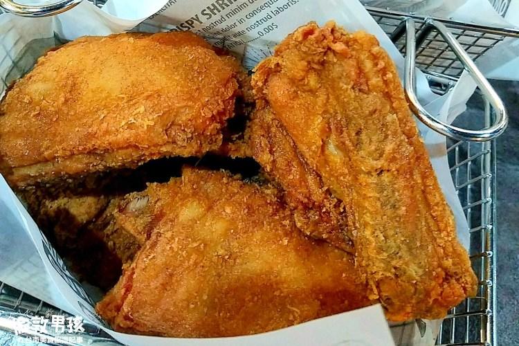 健康路上的異國美食始祖!飄香30年的「8818比薩屋」披薩、炸雞在永康也吃得到!
