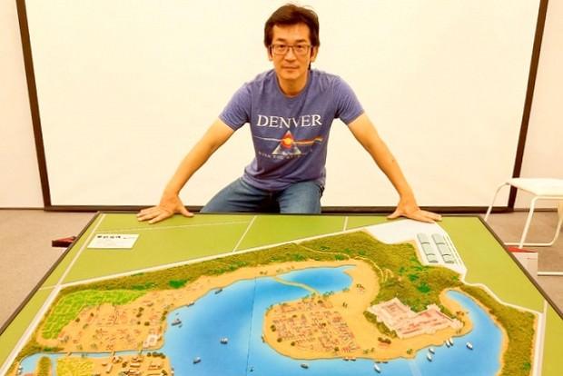 導演魏德聖籌拍《台灣三部曲》,將搭建「豐盛之城」拍攝,歷史文教娛樂園區就在台南後壁!