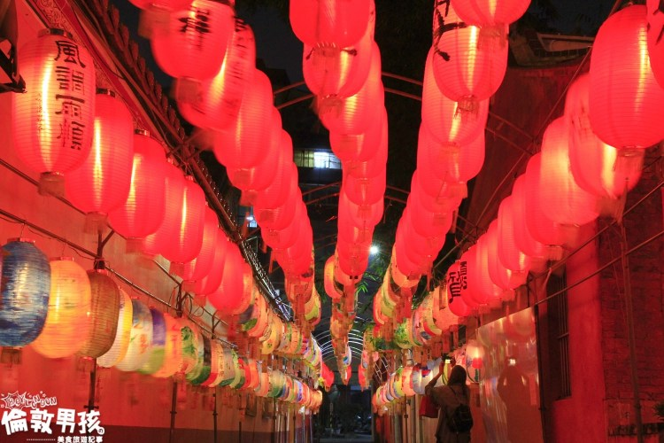 台南2020年限時活動,一年一度的「府城成功燈會」燈籠海,就在「鄭成功祖廟」