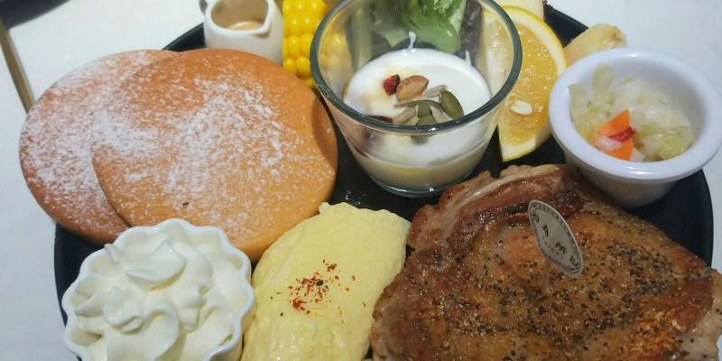 台南早午餐推薦!巷弄老屋裏,風格清新的輕食店「因為所以」!