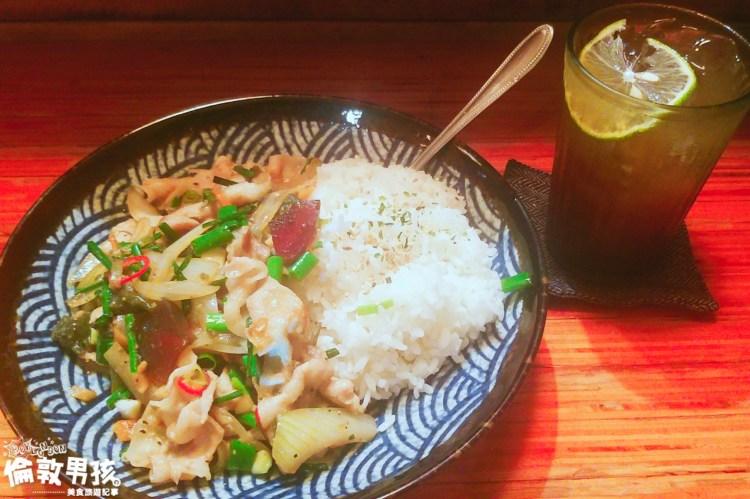 台南巷弄早午餐,從透早賣到暗時的老宅餐廳「Liang Jia 亮家」~
