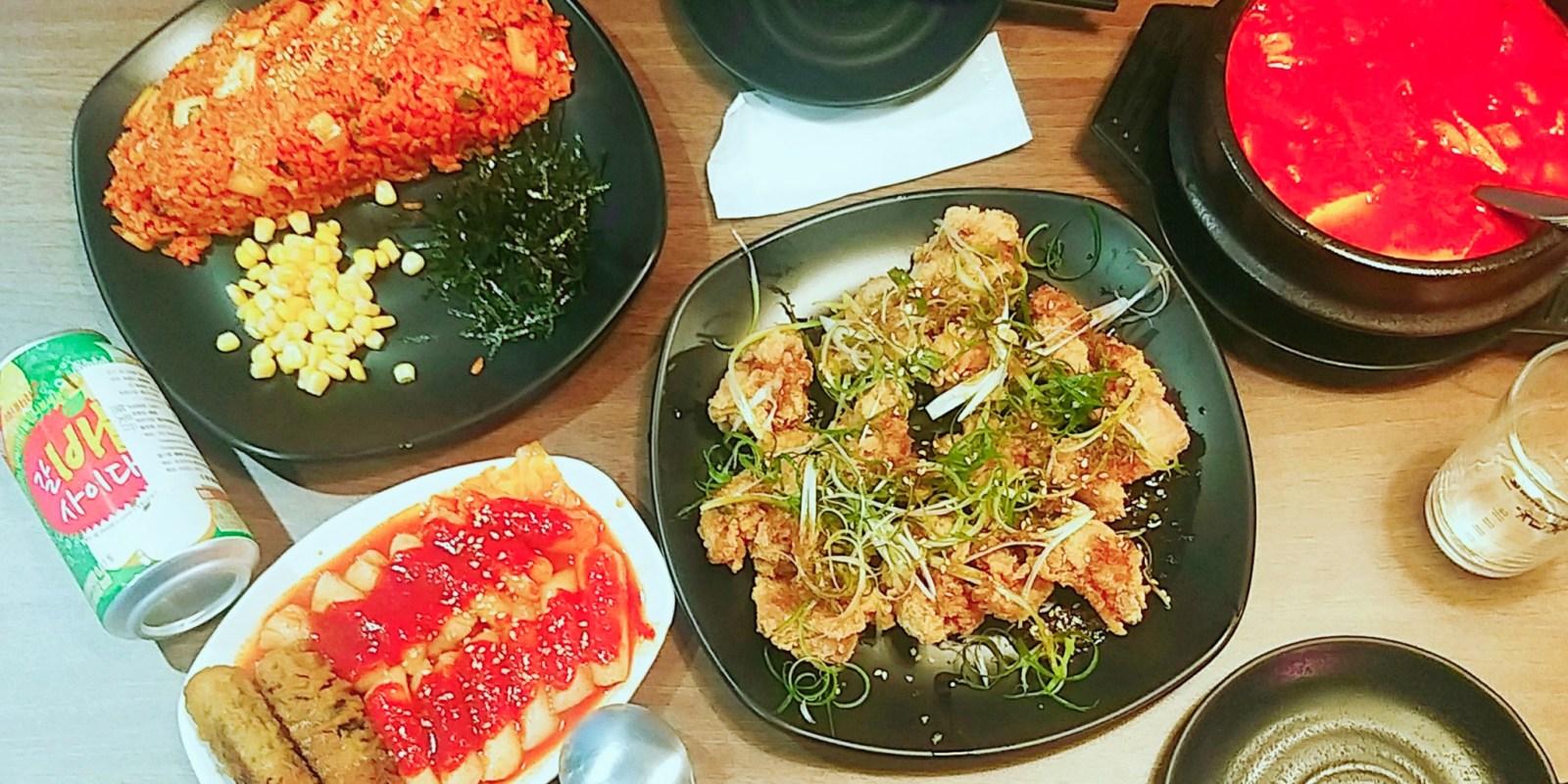 台南韓式料理宵夜!迷幻空間裏的「草屋 Agave House」