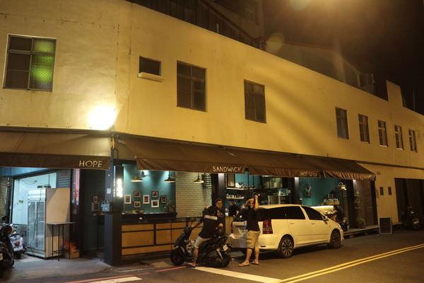 台南中西區「等天光 三明治濃湯」台南味街邊風格小食!啤酒配虱目魚、牛肉、豬肉三明治!