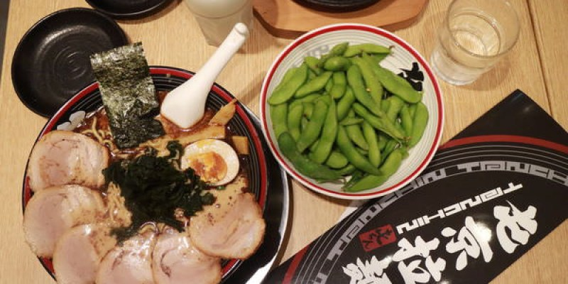 台南日式拉麵~南紡購物中心的屯京拉麵,超濃厚湯頭加麵不加價!