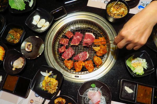 台南燒肉,燒肉 神保町,第一次覺得吃到飽也可以不用吃到撐,好食材好服務~
