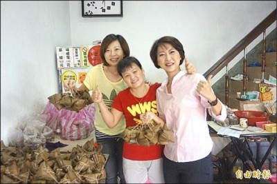台南「明和菜粽」賣完了?早起搶購才吃得到的好粽子!