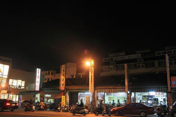 台南‧南區 金華路一段炒鱔魚、炒飯炒麵
