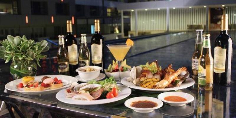 台南晶英酒店慶祝中秋佳節與開幕週年 規劃「螢色月光池畔派對」&「ROBIN'S x TCRC 調酒派對」