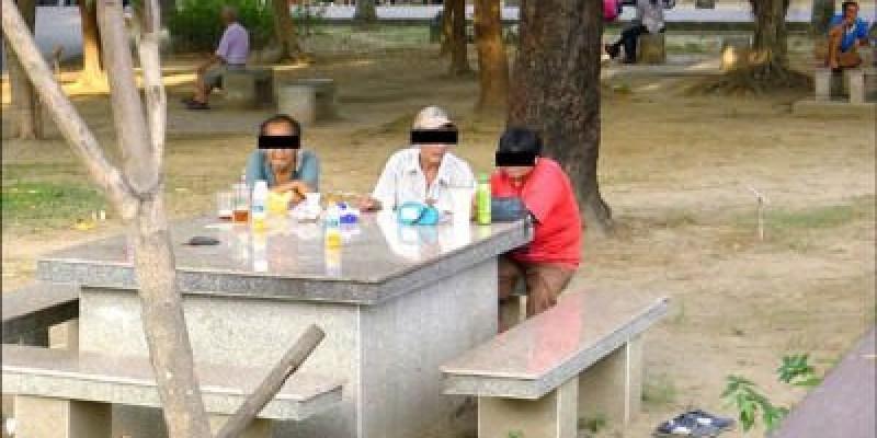 〈南部〉台南公園亂象 晁瑞光嘆:台南人沒公德心