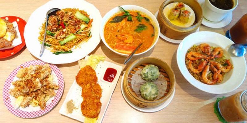 粵菜港點通通有!台南星仔冰室煲仔飯公仔麵西多士三文治~給你滿滿的香港味!