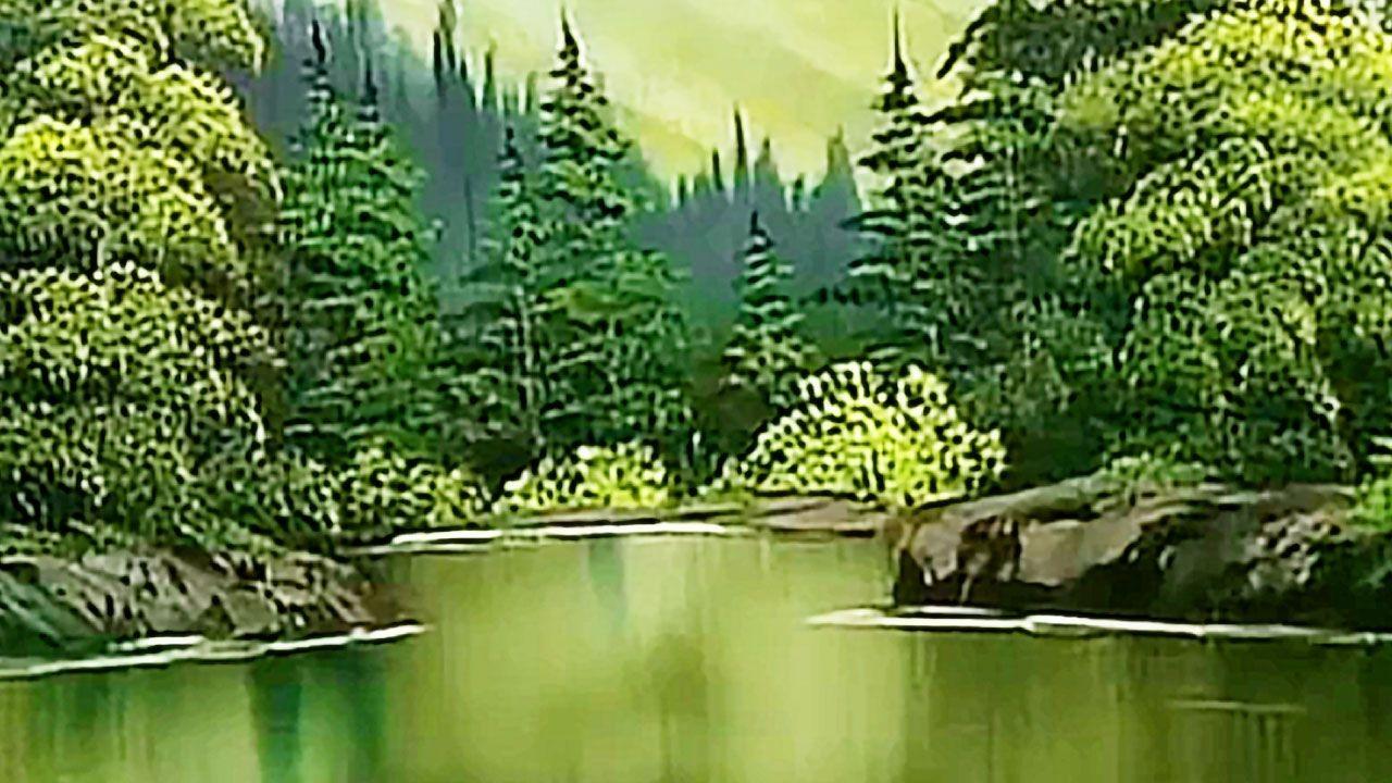 Bob Ross The Joy Of Painting Ard Alpha Fernsehen Br De